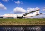 アムステルダム・スキポール国際空港 - Amsterdam Airport Schiphol [AMS/EHAM]で撮影されたエティハド航空 - Etihad Airways [EY/ETD]の航空機写真