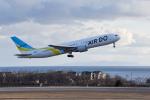 パンダさんが、函館空港で撮影したAIR DO 767-381の航空フォト(飛行機 写真・画像)