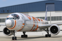Fly Yokotayaさんが、伊丹空港で撮影した全日空 777-381/ERの航空フォト(飛行機 写真・画像)