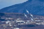 パンダさんが、函館空港で撮影した航空自衛隊 T-4の航空フォト(飛行機 写真・画像)