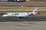 uhfxさんが、伊丹空港で撮影したジェイ・エア CL-600-2B19 Regional Jet CRJ-200ERの航空フォト(飛行機 写真・画像)
