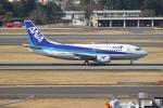 uhfxさんが、伊丹空港で撮影したANAウイングス 737-5L9の航空フォト(飛行機 写真・画像)