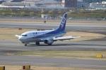 uhfxさんが、伊丹空港で撮影したANAウイングス 737-54Kの航空フォト(飛行機 写真・画像)