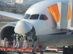 空の一つ星さんが、伊丹空港で撮影した全日空 787-8 Dreamlinerの航空フォト(写真)