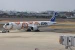 uhfxさんが、伊丹空港で撮影した全日空 777-381/ERの航空フォト(写真)