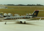 kumagorouさんが、福島空港で撮影したヨルダン政府 G-1159A Gulfstream IIIの航空フォト(飛行機 写真・画像)
