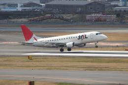 uhfxさんが、伊丹空港で撮影したジェイエア ERJ-170-100 (ERJ-170STD)の航空フォト(飛行機 写真・画像)