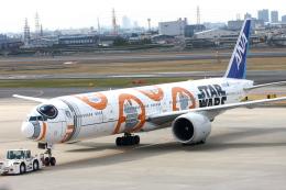 森太郎さんが、伊丹空港で撮影した全日空 777-381/ERの航空フォト(飛行機 写真・画像)