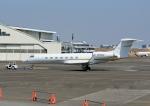 じーく。さんが、羽田空港で撮影したプライベートエア G-Vの航空フォト(写真)