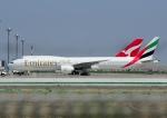 じーく。さんが、羽田空港で撮影したエミレーツ航空 777-31H/ERの航空フォト(写真)