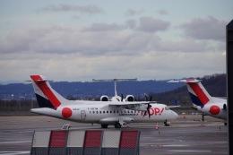 yusuke@HNDさんが、リヨン・サンテグジュペリ空港で撮影したエールフランス・オップ! ATR-42-500の航空フォト(飛行機 写真・画像)
