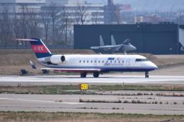 tsubasa0624さんが、小松空港で撮影したアイベックスエアラインズ CL-600-2B19 Regional Jet CRJ-200ERの航空フォト(飛行機 写真・画像)