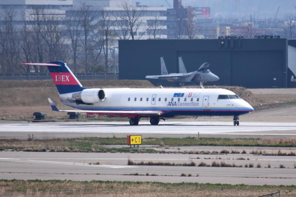 tsubasa0624さんのアイベックスエアラインズ Bombardier CRJ-200 (JA04RJ) 航空フォト