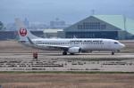 tsubasa0624さんが、小松空港で撮影した日本航空 737-846の航空フォト(飛行機 写真・画像)