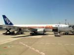 tsubasa0624さんが、羽田空港で撮影した全日空 767-381/ERの航空フォト(飛行機 写真・画像)