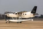 カヤノユウイチさんが、米子空港で撮影したせとうちSEAPLANES Kodiak 100の航空フォト(飛行機 写真・画像)