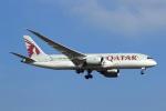 kenzy201さんが、ロンドン・ヒースロー空港で撮影したカタール航空 787-8 Dreamlinerの航空フォト(写真)