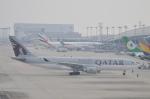 JRT-sakura0127さんが、関西国際空港で撮影したカタール航空 A330-202の航空フォト(写真)