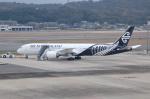 福岡空港 - Fukuoka Airport [FUK/RJFF]で撮影されたニュージーランド航空 - Air New Zealand [NZ/ANZ]の航空機写真