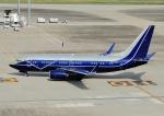 じーく。さんが、羽田空港で撮影したリトアニア企業所有 737-7ZF BBJの航空フォト(飛行機 写真・画像)
