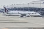 TYさんが、関西国際空港で撮影したカタール航空 A330-202の航空フォト(写真)