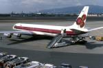 Gambardierさんが、伊丹空港で撮影したタイ国際航空 DC-8-63の航空フォト(写真)