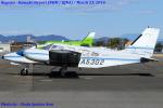 Chofu Spotter Ariaさんが、名古屋飛行場で撮影した日本個人所有 PA-34-200T Seneca IIの航空フォト(飛行機 写真・画像)