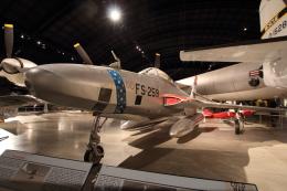Koenig117さんが、ライト・パターソン空軍基地で撮影したアメリカ空軍 RF-84K Thunderflashの航空フォト(飛行機 写真・画像)