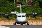 RUSSIANSKIさんが、サムイ国際空港で撮影したバンコクエアウェイズ ATR-72-500 (ATR-72-212A)の航空フォト(写真)