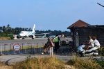 RUSSIANSKIさんが、サムイ国際空港で撮影したバンコクエアウェイズ A319-132の航空フォト(飛行機 写真・画像)