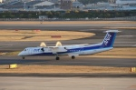 pringlesさんが、伊丹空港で撮影したANAウイングス DHC-8-402Q Dash 8の航空フォト(写真)