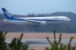 サボリーマンさんが、広島空港で撮影した全日空 767-381の航空フォト(写真)