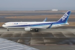 中部国際空港 - Chubu Centrair International Airport [NGO/RJGG]で撮影された全日空 - All Nippon Airways [NH/ANA]の航空機写真