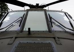 Hikochanㅤさんが、キャンプ座間で撮影したアメリカ陸軍 UH-60... Black Hawk (S-70A)の航空フォト(飛行機 写真・画像)