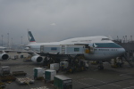 LEGACY-747さんが、香港国際空港で撮影したキャセイパシフィック航空 747-467の航空フォト(飛行機 写真・画像)