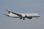 LEGACY-747さんが、成田国際空港で撮影したエア・カナダ 787-8 Dreamlinerの航空フォト(写真)