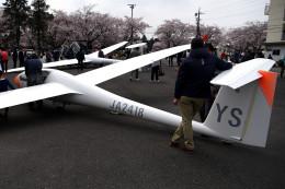 tsubasa0624さんが、熊谷基地で撮影した慶應義塾體育會航空部 - Keio Soaring Team Discus bの航空フォト(飛行機 写真・画像)