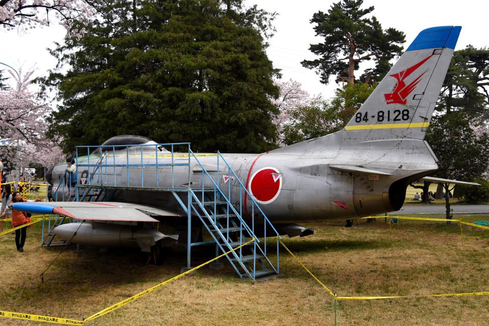tsubasa0624さんの航空自衛隊 North American F-86 Sabre (84-8128) 航空フォト
