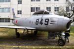 tsubasa0624さんが、熊谷基地で撮影した航空自衛隊 F-86F-40の航空フォト(写真)