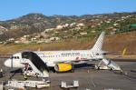 とらとらさんが、マデイラ空港で撮影したブエリング航空 A320-232の航空フォト(飛行機 写真・画像)