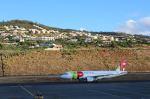 とらとらさんが、マデイラ空港で撮影したTAPポルトガル航空 A320-214の航空フォト(飛行機 写真・画像)