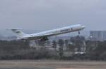 kumagorouさんが、仙台空港で撮影したウクライナ政府 Il-62MKの航空フォト(写真)