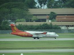 ぺペロンチさんが、シンガポール・チャンギ国際空港で撮影したファイアフライ航空 ATR-72-600の航空フォト(飛行機 写真・画像)