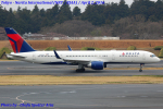 Chofu Spotter Ariaさんが、成田国際空港で撮影したデルタ航空 757-26Dの航空フォト(写真)