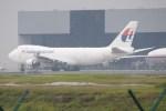 masa707さんが、クアラルンプール国際空港で撮影したマレーシア航空 747-4H6F/SCDの航空フォト(写真)