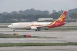masa707さんが、広州白雲国際空港で撮影した長安航空 737-8FHの航空フォト(写真)