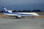 kumagorouさんが、鹿児島空港で撮影した全日空 L-1011-385-1 TriStar 1の航空フォト(飛行機 写真・画像)