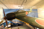 Koenig117さんが、National Air and Space Museumで撮影した日本海軍 Zero 52/A6M5の航空フォト(飛行機 写真・画像)