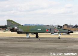 snowmanさんが、名古屋飛行場で撮影した航空自衛隊 RF-4EJ Phantom IIの航空フォト(飛行機 写真・画像)