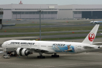 sarangさんが、羽田空港で撮影した日本航空 777-346/ERの航空フォト(写真)